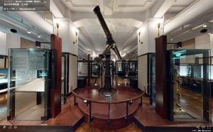 トロートン&シムズ社製天体望遠鏡