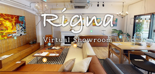 Rigna Virtual Showroom