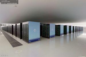 スーパーコンピューター「富岳」