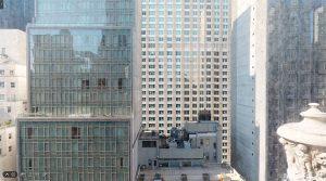 111West57thStreet 窓からの眺め