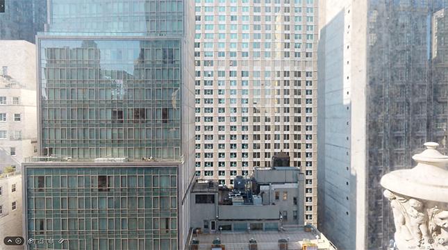 111 West 57th Street 窓からの眺め