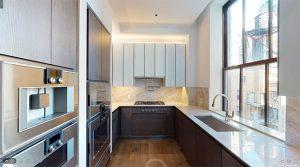 111 West 57th Street キッチン