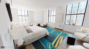 111 West 57th Street 寝室