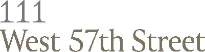 Logo 111 West 57th Street