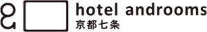 Logo hotel androoms