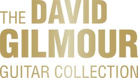 Logo The David Gilmour Guitar Collection