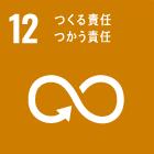 目標12:つくる責任つかう責任