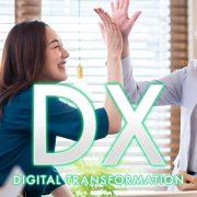 今やBtoB企業も注目!デジタルマーケティングによる集客のDX(デジタルトランスフォーメーション)とは?